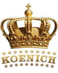 Des KOENICHs Krone